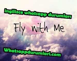 İngilizce Whatsapp Durumları