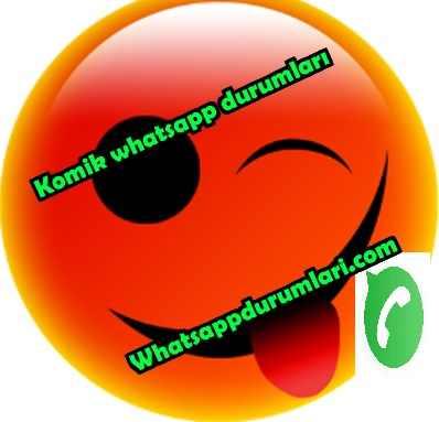 Komik whatsapp durumları